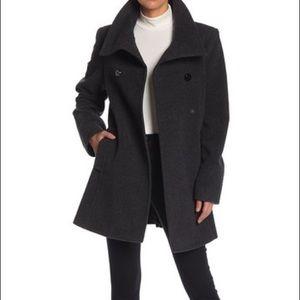 Larry Levine cashmere Winter coat. Sz 14p